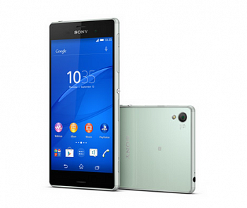 Sony Xperia Z3 D6603 LTE Silver Green РСТ