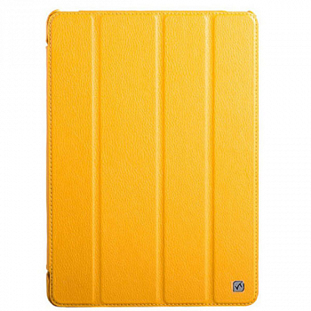 Чехол для Apple Ipad Air Hoco Duke Case Leather Case Yellow