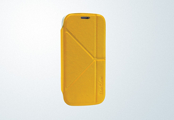 Чехол The Core Smart Case для Apple iPhone 5 Yellow