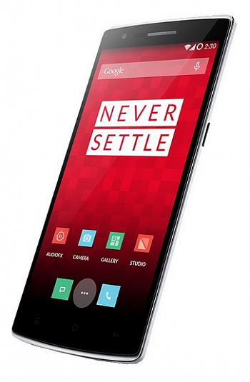 OnePlus One 64Gb LTE White