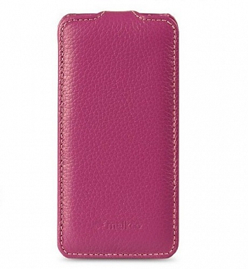 Чехол Melkco Leather Case для LG Optimus L7 Dual P715  Jacka Type Purple