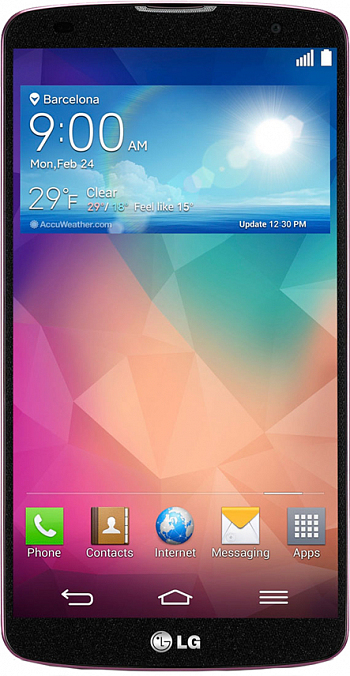 LG G Pro 2 D838 16Gb 4G LTE Red