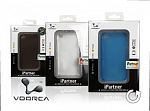 Чехол  Voorca  for IPhone 4 Smoky case black