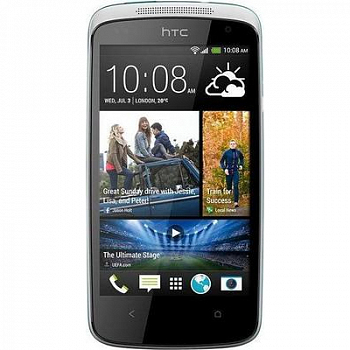 HTC Desire 500 Red