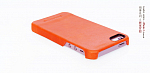 Чехол Borofone General CoverCase back для Apple iPhone 5 Orange