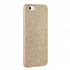Чехол OZAKI O!coat 0.3 Canvas case для iPhone 5/5S Khaki
