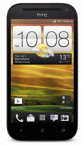 HTC One SV 4G LTE White