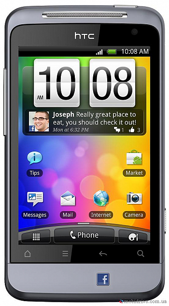 HTC Salsa Black