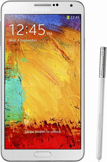 Samsung N900 Galaxy Note 3 32Gb White РСТ