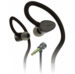 Наушники Rock Zircon Stereo Earphone (RAU0510) Black
