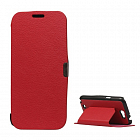 Чехол Case with Stand для Samsung GALAXY Note II Red