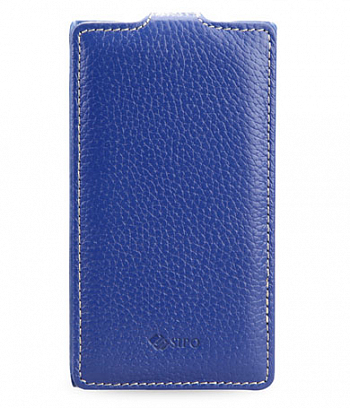 Чехол SIPO V-series для Sony Xperia C3 D2502 Dark Blue