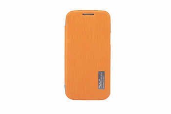 Чехол Rock Elegant для Samsung Galaxy S4 mini i9192 / i9195 Orange