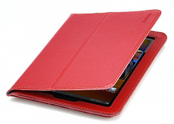 Чехол Yoobao Executive Leather Case for Samsung P6200 red