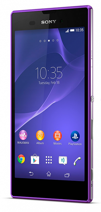 Sony Xperia T3 D5103 LTE Purple