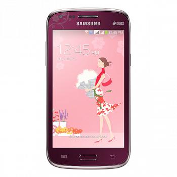 Samsung I8262 Galaxy Core Red La Fler РСТ