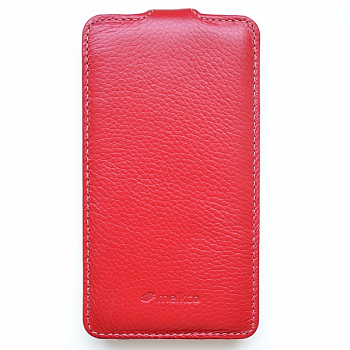 Чехол Melkco Leather Case for Nokia Lumia 925 Jacka Type Red