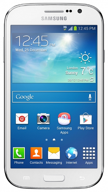 Samsung I9060 Galaxy Grand Neo 8Gb dual sim White РСТ
