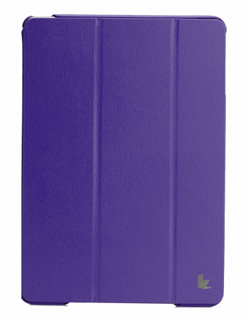 Чехол JisonCase Smart Leather Case для IPad Air Purple