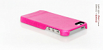 Чехол Borofone General CoverCase back для Apple iPhone 5 Rose