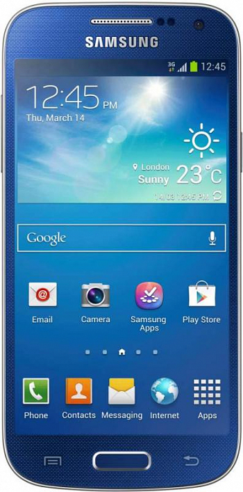 Samsung I9190 Galaxy S4 mini Blue РСТ