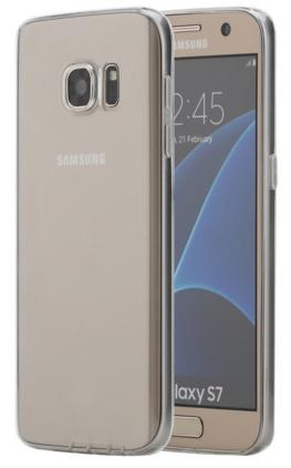 Rock Ultrathin Slim Jacked для Samsung Galaxy S7 G930F/G930FD Transparent-Black