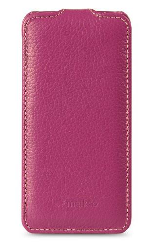 Melkco Leather Case для LG Optimus G3 D855 Purple