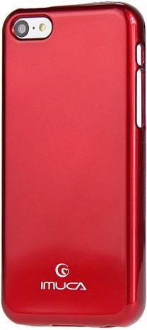 IMUCA Cool Color case для iphone 5c Red