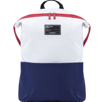 Рюкзак Xiaomi 90 points Lecturer Casual Backpack White/Blue