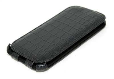 Red Line Ibox Premium для Samsung i9080 / i9082 Galaxy Grand Duos Black Crocodile