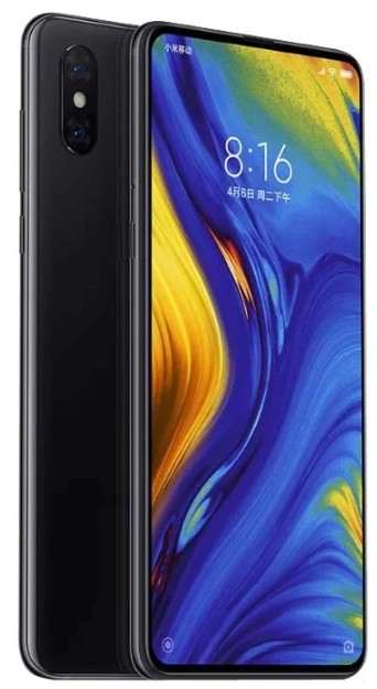 Xiaomi Mi Mix 3 6/128GB Black EU