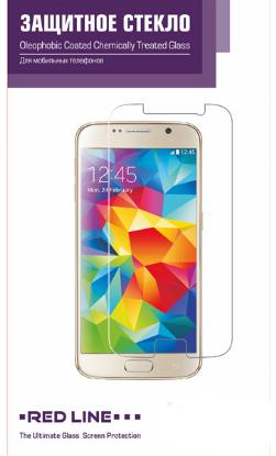 Red Line для Samsung Galaxy S8 Plus G955FD Full Screen 3D Black