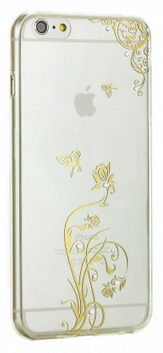 Hoco Super Star Iphone 6 Plus / 6S Plus 5.5 Diamond Loved Flowers