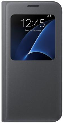Samsung EF-CG930PBEGRU для Galaxy S7 G930F/G930FD Black