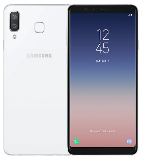 Samsung Galaxy A8 Star G885F-DS 64Gb White