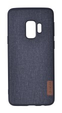 Накладка Devia Flax для Samsung Galaxy S9 Plus G965FD Black