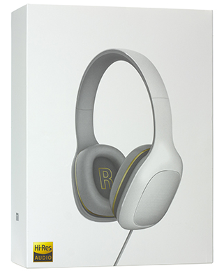 Xiaomi Simple Edition Button Control Headphones (TDSER02JY) White
