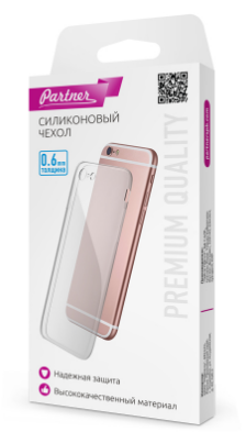 Partner для Xiaomi Mi5s Plus прозрачный