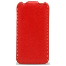 Чехол Melkco Leather Case для HTC One E8 Red