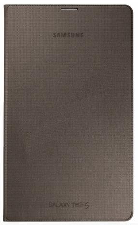 Samsung для Simple Cover Galaxy Tab S 8.4 quot; T700/T705 EF-DT700BSEGRU Bronze ориг