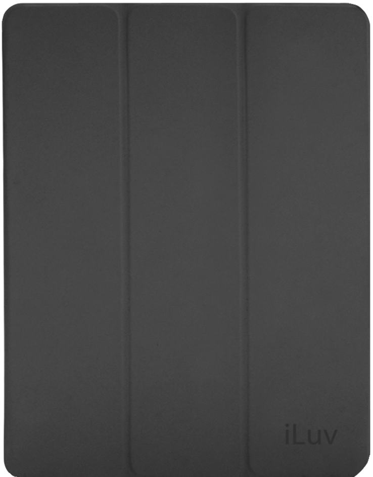 iLuv Epicarp Slim Folio Cover для Apple IPad 4 / IPad 3 / IPad 2 icc845blk