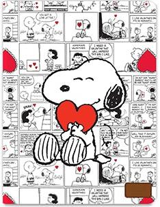 iLuv Snoopy Folio Cover для Samsung Tab / Tab 2 10.1 iss923cwht