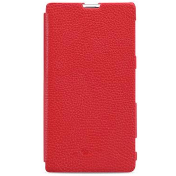 SIPO H-series для Sony Xperia Z1 C6902/C6903 Book Type Red