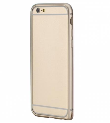 Rock металлический Arc Slim Guard series для Iphone 6 Gold