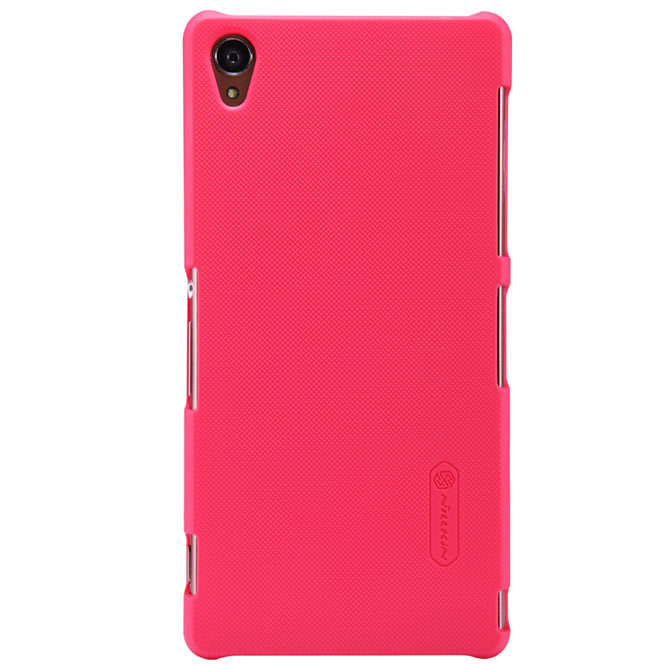 Nillkin Super Frosted Shield для Sony Xperia Z3 D6603/D6633 Red
