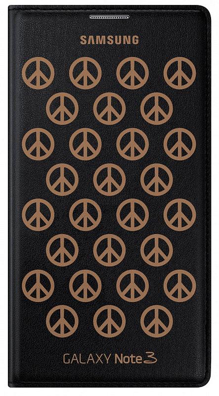 Samsung для Galaxy Note 3 N9000/N9005 EF-EN900BGEGRU Black/Gold ориг