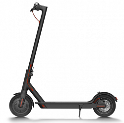 Электросамокат Xiaomi (MI) Mijia M365 Electric Scooter 2018 (ver. Russian) 7800 mAh Black