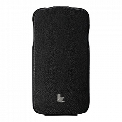 Чехол JisonCase Smart Leather Case для Galaxy Note 3 Black