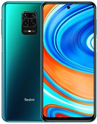 Мобильный телефон  Xiaomi Redmi Note 9S 4/64GB Aurora Blue РСТ