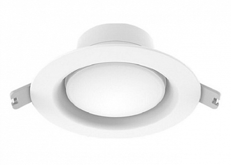 Встраиваемый светильник Xiaomi Mijia Yeelight Round LED Ceiling Embedded Light (YLSD03YL) 4000K